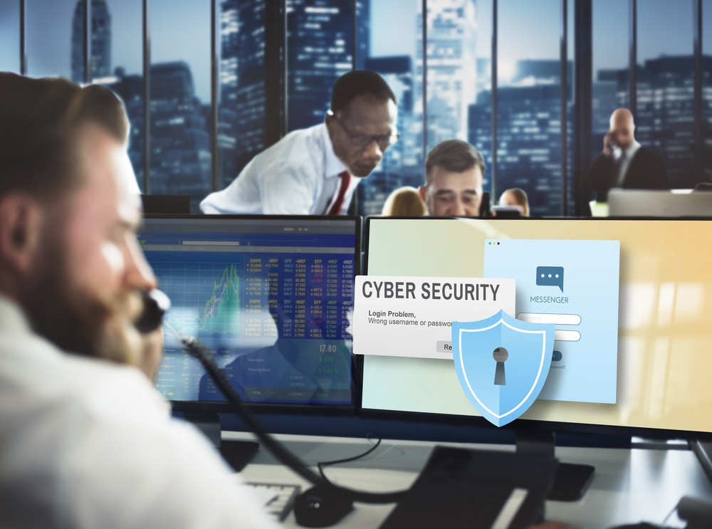 shutterstock 405285940 Cybersecurity