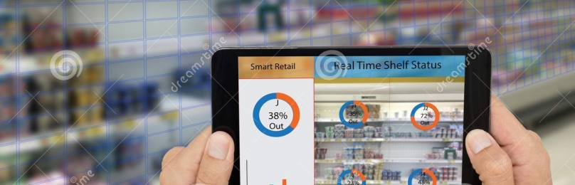 iot internet things smart retail concepts store s manager can check what data real time insights shelf status 101331283 808x260 Retail