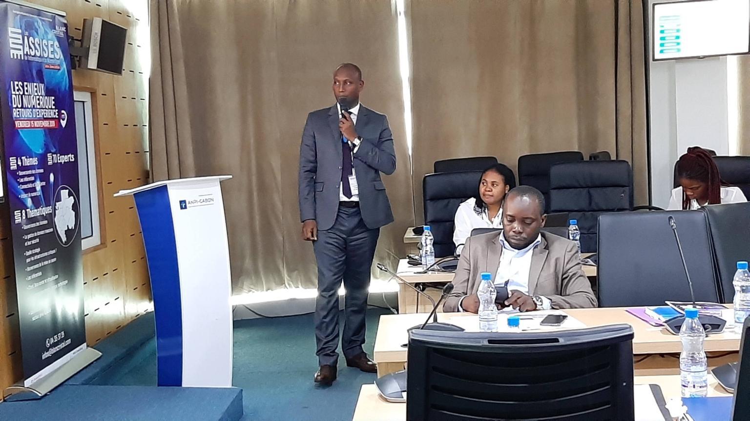 0 Gabon: NTIC – MNS à la deuxième édition des Assises de l'Informatique et du Numérique